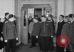 Image of Winston Churchill Livadiya Crimea Ukraine, 1945, second 1 stock footage video 65675050269