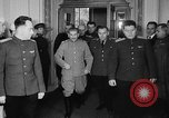 Image of Winston Churchill Livadiya Crimea Ukraine, 1945, second 3 stock footage video 65675050269