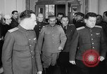 Image of Winston Churchill Livadiya Crimea Ukraine, 1945, second 4 stock footage video 65675050269