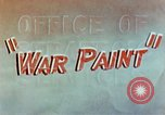 Image of war paint Southeast Asia, 1942, second 10 stock footage video 65675050279