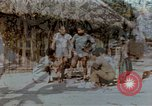 Image of application of war paint Southeast Asia, 1942, second 1 stock footage video 65675050280