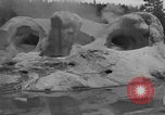 Image of Grotto Geyser Wyoming United States USA, 1936, second 6 stock footage video 65675050287