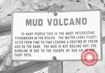 Image of mud volcano Wyoming United States USA, 1936, second 1 stock footage video 65675050295