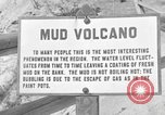 Image of mud volcano Wyoming United States USA, 1936, second 2 stock footage video 65675050295