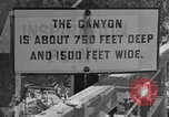 Image of Inspiration Point Wyoming United States USA, 1936, second 6 stock footage video 65675050298