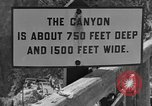 Image of Inspiration Point Wyoming United States USA, 1936, second 7 stock footage video 65675050298