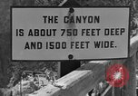 Image of Inspiration Point Wyoming United States USA, 1936, second 8 stock footage video 65675050298