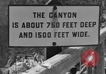 Image of Inspiration Point Wyoming United States USA, 1936, second 9 stock footage video 65675050298