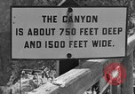 Image of Inspiration Point Wyoming United States USA, 1936, second 10 stock footage video 65675050298
