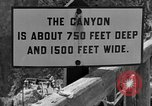 Image of Inspiration Point Wyoming United States USA, 1936, second 11 stock footage video 65675050298