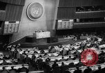 Image of U Thant Secretary General United Nations New York City USA, 1966, second 2 stock footage video 65675050306