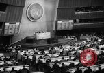 Image of U Thant Secretary General United Nations New York City USA, 1966, second 4 stock footage video 65675050306