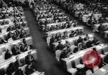 Image of U Thant Secretary General United Nations New York City USA, 1966, second 6 stock footage video 65675050306
