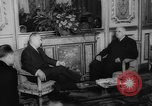 Image of Alexei Kosygin visits De Gaulle France, 1966, second 4 stock footage video 65675050307