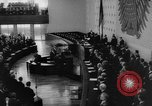 Image of Kurt Kiesinger becomes Chancellor West Germany, 1966, second 7 stock footage video 65675050308