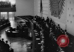 Image of Kurt Kiesinger becomes Chancellor West Germany, 1966, second 9 stock footage video 65675050308
