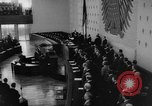 Image of Kurt Kiesinger becomes Chancellor West Germany, 1966, second 10 stock footage video 65675050308