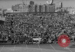 Image of Football game Boston Patriots defeat Buffalo Bills Boston Massachusetts USA, 1966, second 8 stock footage video 65675050309