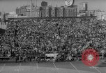Image of Football game Boston Patriots defeat Buffalo Bills Boston Massachusetts USA, 1966, second 9 stock footage video 65675050309