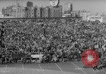 Image of Football game Boston Patriots defeat Buffalo Bills Boston Massachusetts USA, 1966, second 11 stock footage video 65675050309