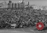 Image of Football game Boston Patriots defeat Buffalo Bills Boston Massachusetts USA, 1966, second 12 stock footage video 65675050309