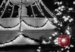 Image of Christmas Lights and decorations New York City USA, 1966, second 9 stock footage video 65675050312