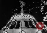 Image of Christmas Lights and decorations New York City USA, 1966, second 11 stock footage video 65675050312