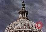 Image of Capitol building Washington DC USA, 1942, second 7 stock footage video 65675050317