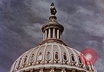Image of Capitol building Washington DC USA, 1942, second 8 stock footage video 65675050317