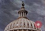 Image of Capitol building Washington DC USA, 1942, second 9 stock footage video 65675050317