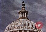 Image of Capitol building Washington DC USA, 1942, second 12 stock footage video 65675050317
