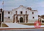 Image of Alamo San Antonio Texas USA, 1942, second 12 stock footage video 65675050322