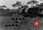 Image of American Mark VIII tank Maryland United States USA, 1925, second 1 stock footage video 65675050339