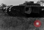 Image of American Mark VIII tank Maryland United States USA, 1925, second 10 stock footage video 65675050339