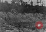 Image of tank demonstration Maryland United States USA, 1925, second 7 stock footage video 65675050340