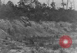 Image of tank demonstration Maryland United States USA, 1925, second 10 stock footage video 65675050340