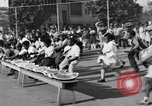 Image of Water melon eating contest Oakland California USA, 1929, second 4 stock footage video 65675050360