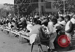 Image of Water melon eating contest Oakland California USA, 1929, second 5 stock footage video 65675050360