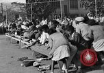 Image of Water melon eating contest Oakland California USA, 1929, second 8 stock footage video 65675050360