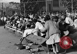Image of Water melon eating contest Oakland California USA, 1929, second 10 stock footage video 65675050360