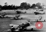 Image of American B-17 aircraft Europe, 1942, second 5 stock footage video 65675050365
