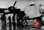 Image of American B-24 bombers Europe, 1942, second 7 stock footage video 65675050366