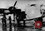 Image of American B-24 bombers Europe, 1942, second 9 stock footage video 65675050366