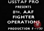 Image of American 8th Air Force Germany, 1944, second 3 stock footage video 65675050373