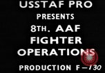 Image of American 8th Air Force Germany, 1944, second 4 stock footage video 65675050373