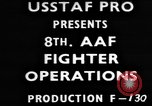 Image of American 8th Air Force Germany, 1944, second 6 stock footage video 65675050373