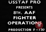 Image of American 8th Air Force Germany, 1944, second 7 stock footage video 65675050373