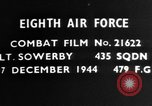 Image of dogfight Germany, 1944, second 1 stock footage video 65675050380