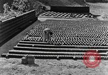 Image of brick making China, 1938, second 2 stock footage video 65675050389