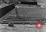 Image of brick making China, 1938, second 5 stock footage video 65675050389